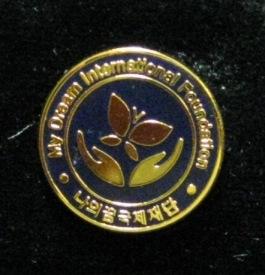 MDIF badge